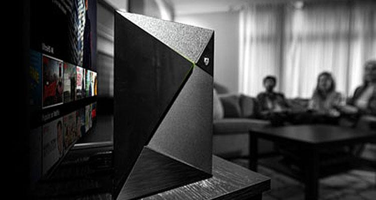 Reproductor Nvidia Shield TV 2017
