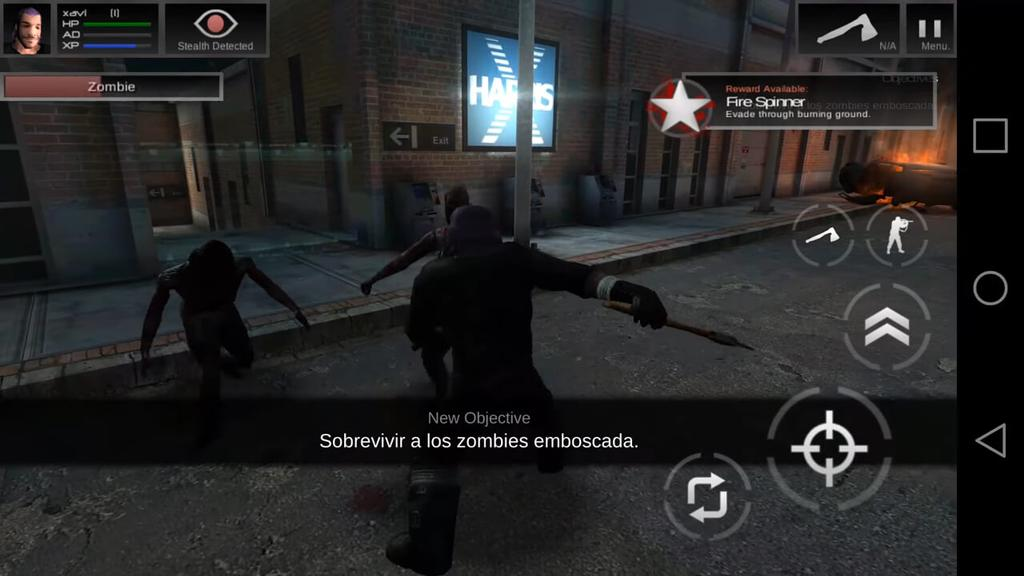 Juego Android Post Brutal