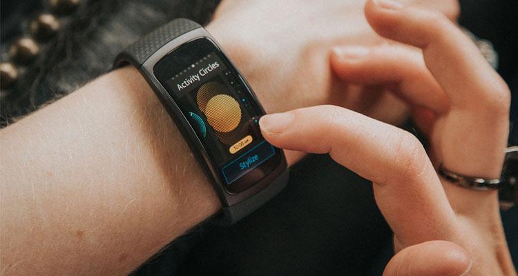 Pulser Gear Fit de Samsung