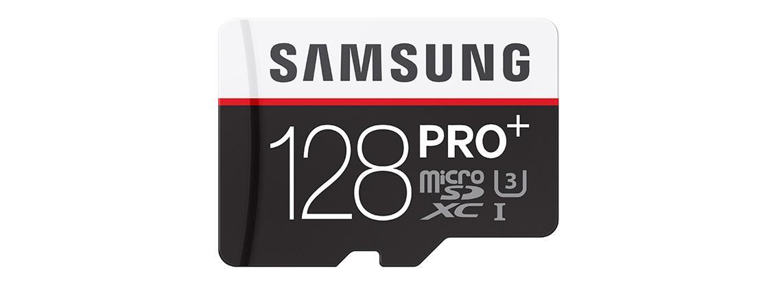 Samsung SD 128+ Pro