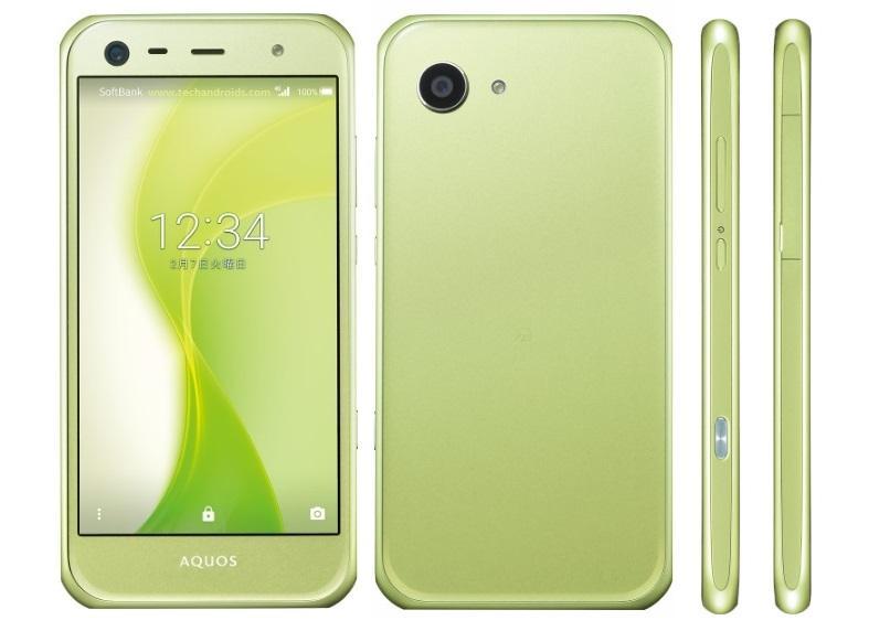 Teléfono Sharp Aquos Xx3