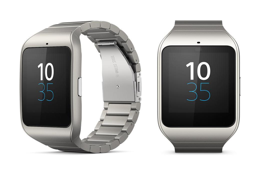 Smartwatch de la compañía Sony