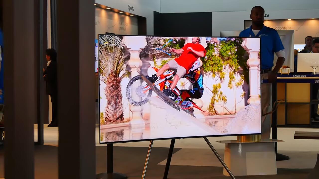 Televisor Samsung QLED