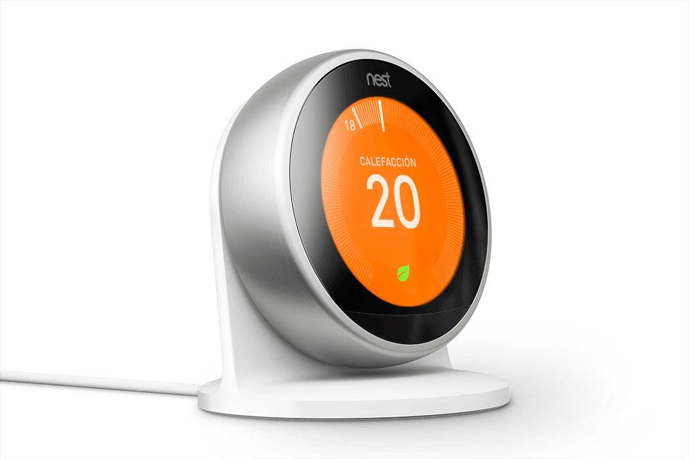 Termostato Nest Learning Thermostat