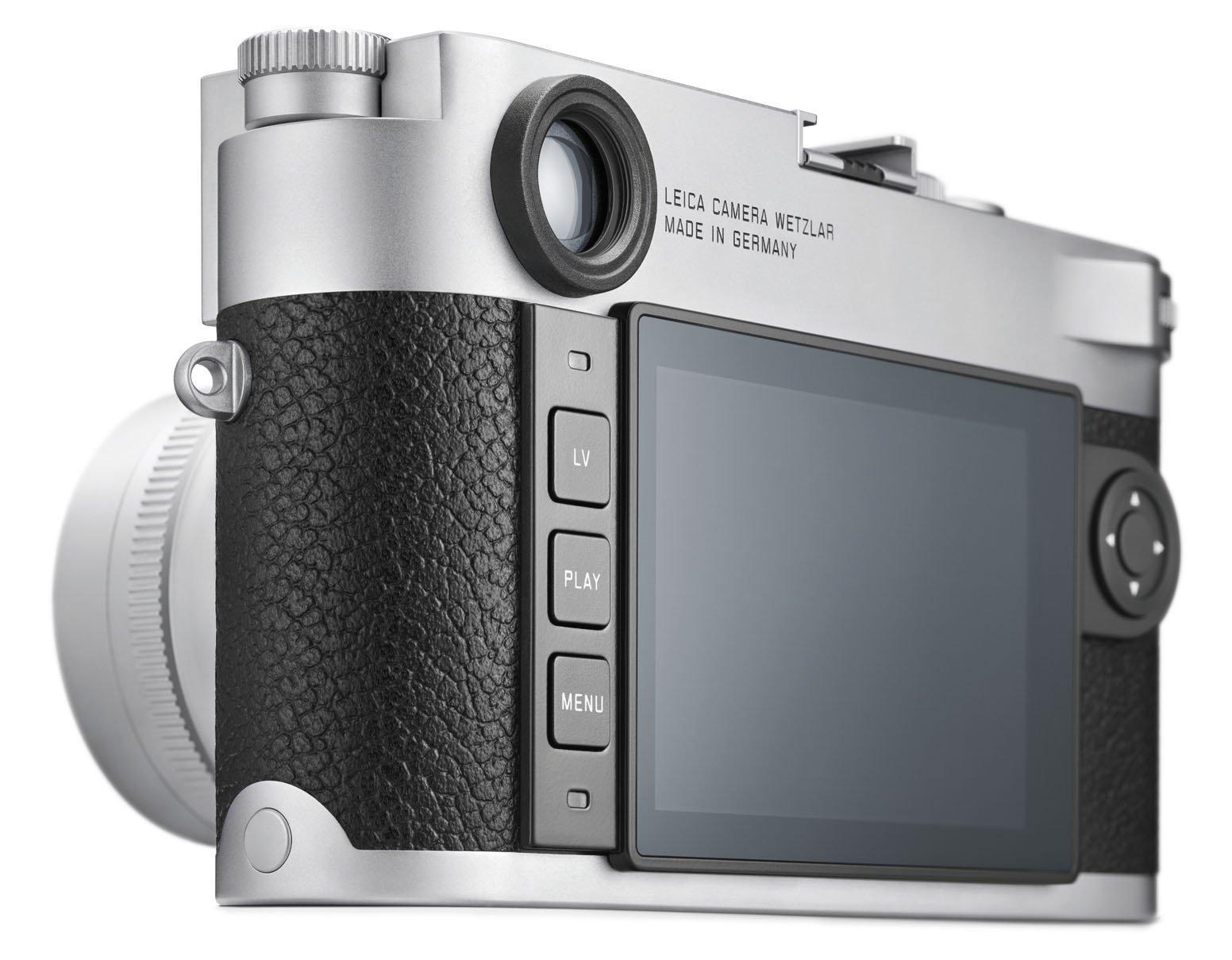 Imagen trasera de la Leica M10