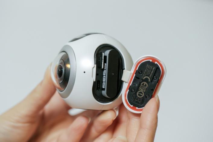 Tarjetas SD para cámaras de acción Gear 360