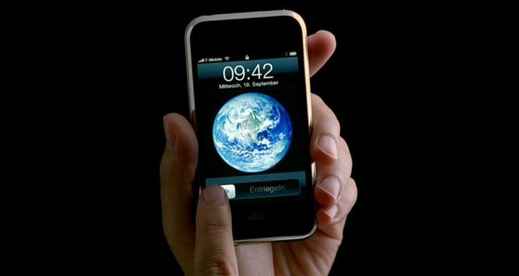 iPhone 2G de Apple