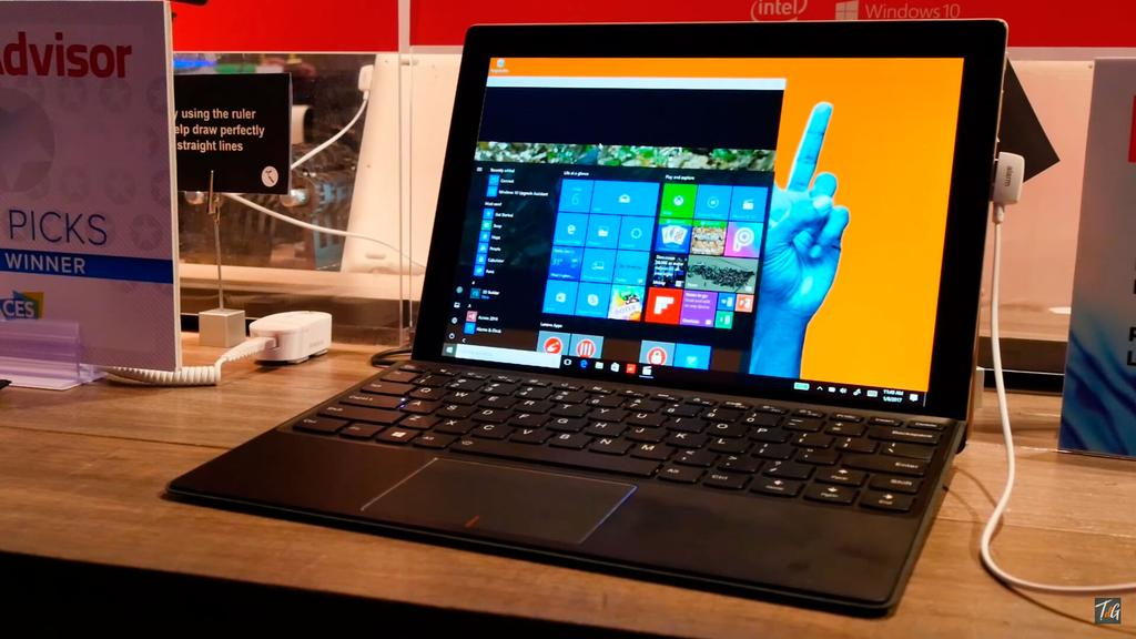 Lenovo MIX720 con Windows 10