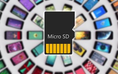 microSD para móviles