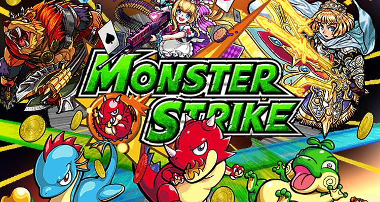 Monster Strike para móviles