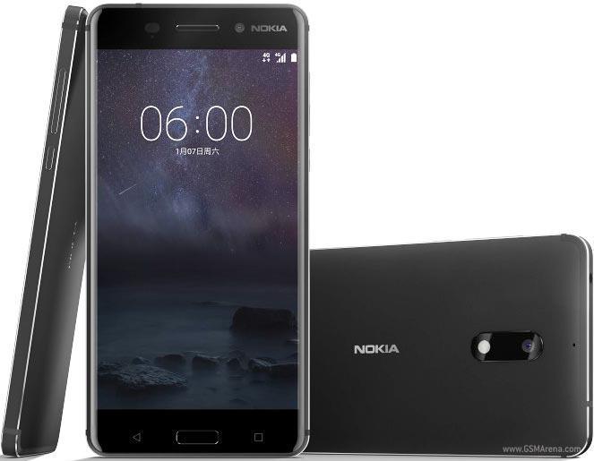 Teléfono Nokia 6
