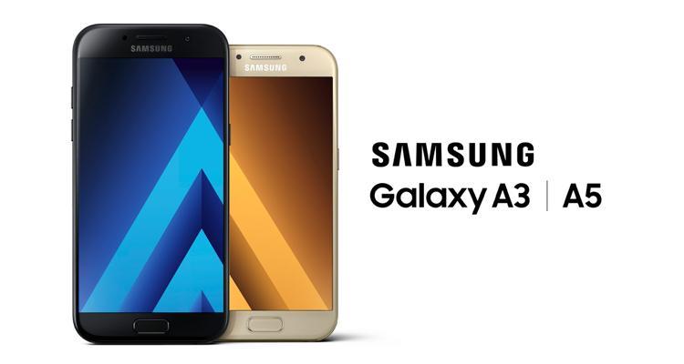 Nuevos Samsung Galaxy A5 y A3