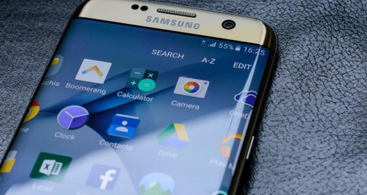 Samsung Galaxy 7 Nougat