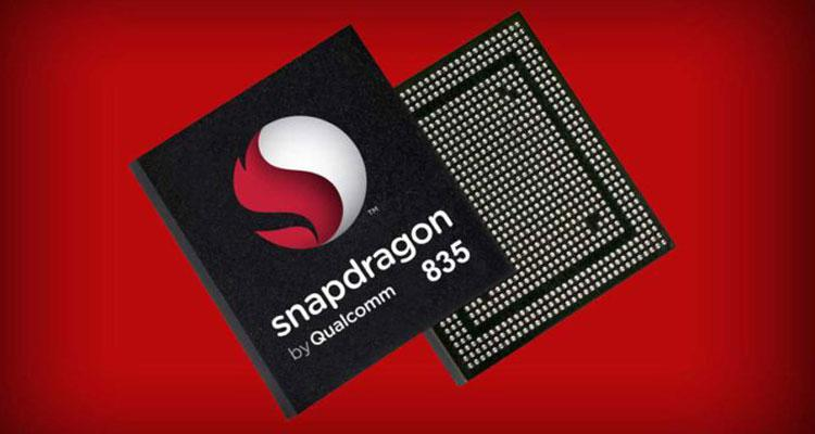 Snapdragon 835 de Qualcomm