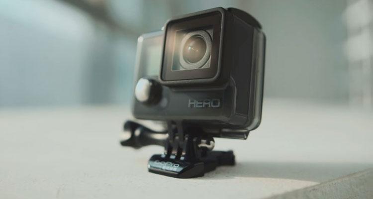 Tarjetas SD para cámaras de acción GoPro