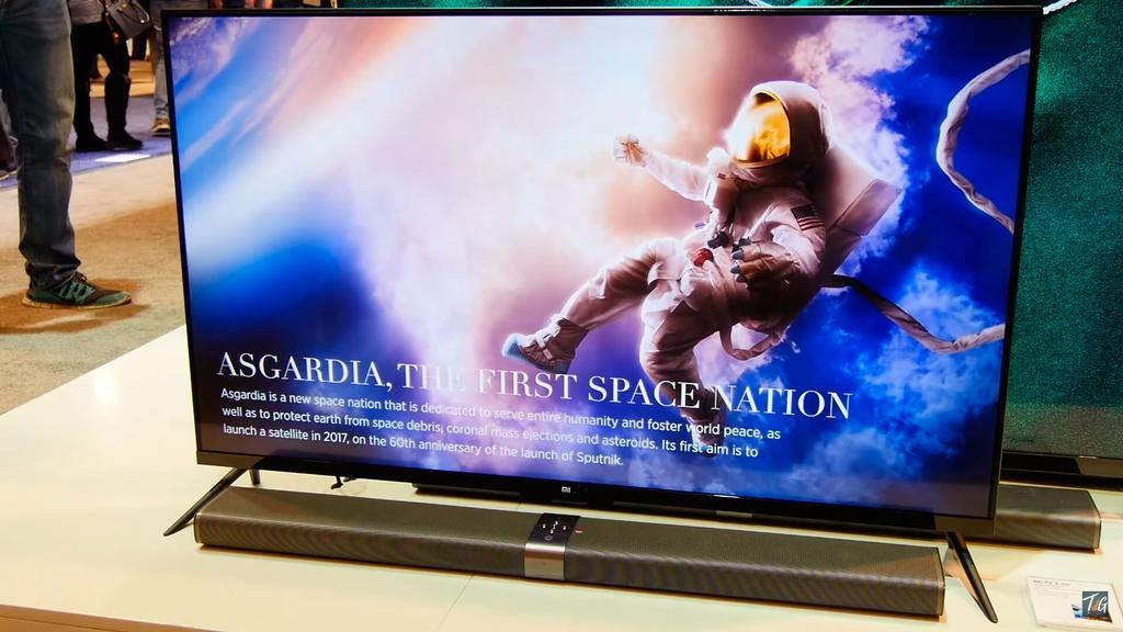 Xiaomi televisión