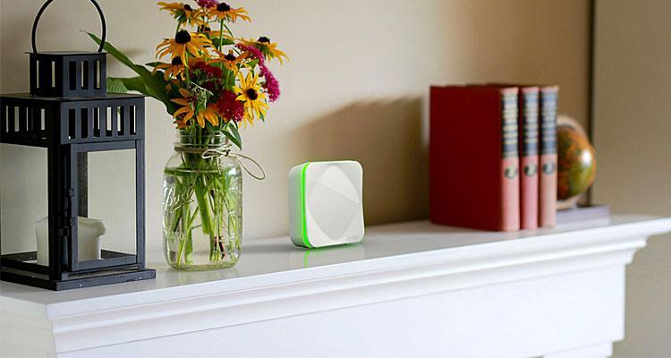 Acer Smart Air mide calidad del aire
