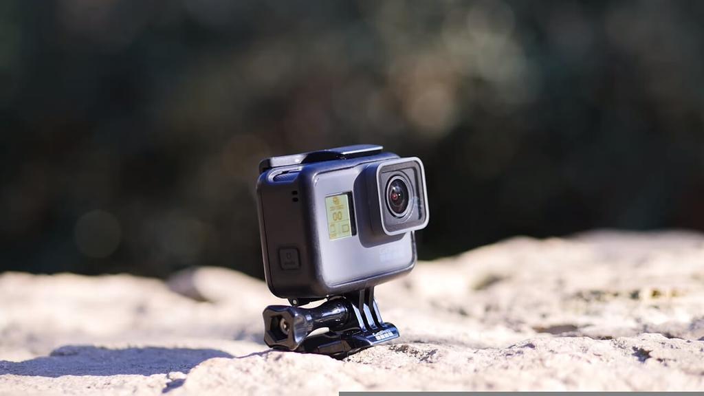 Diseño del la cámara GoPro Hero 5