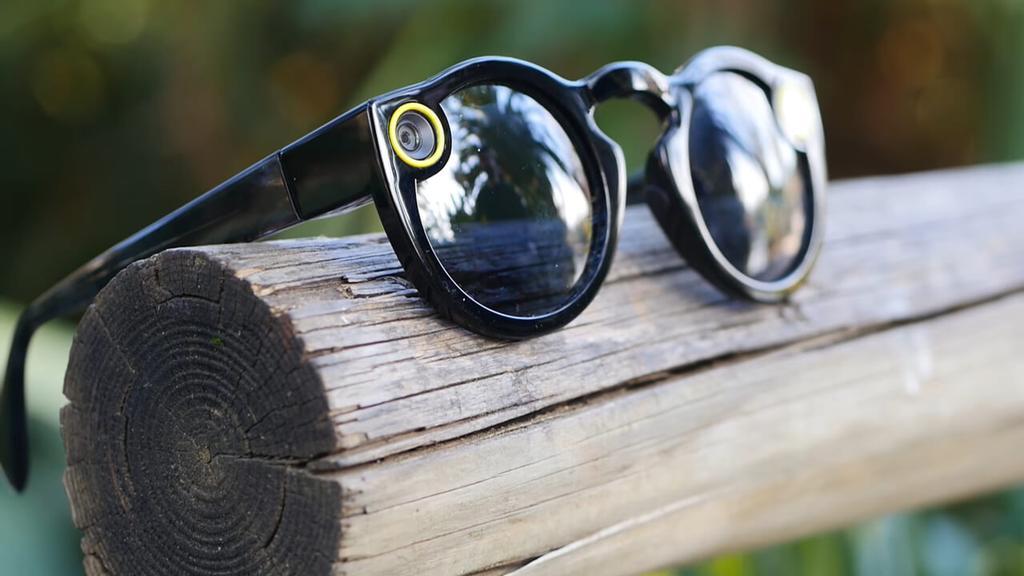 Imagen de las gafas Spectacles by Snapchat