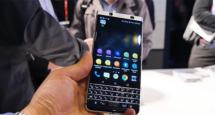 Teléfono BlackBerry KEYone