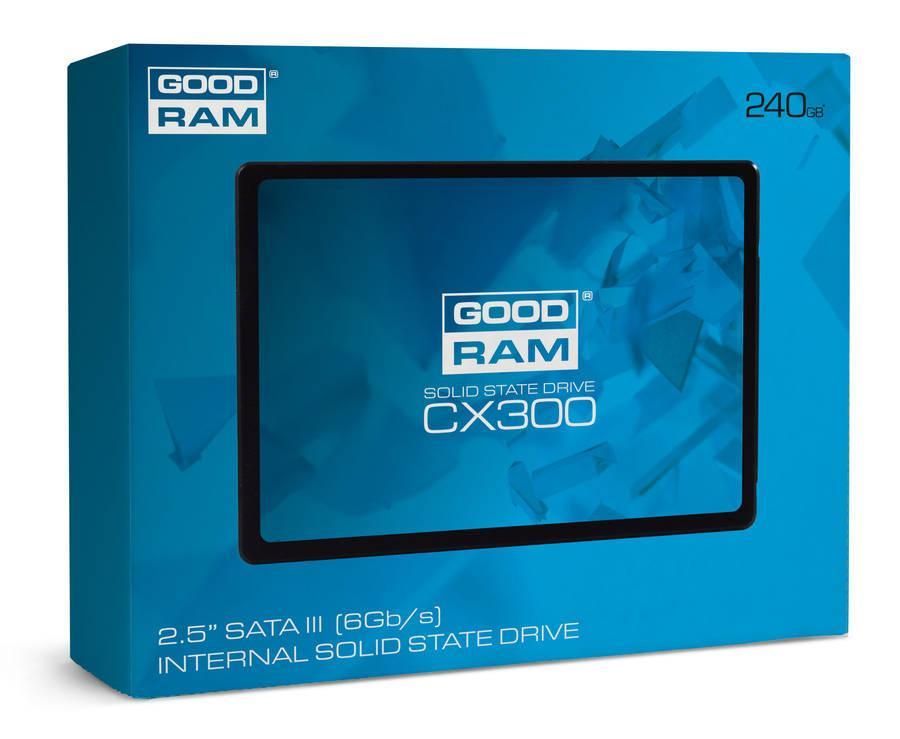 Caja del GoodRam CX300