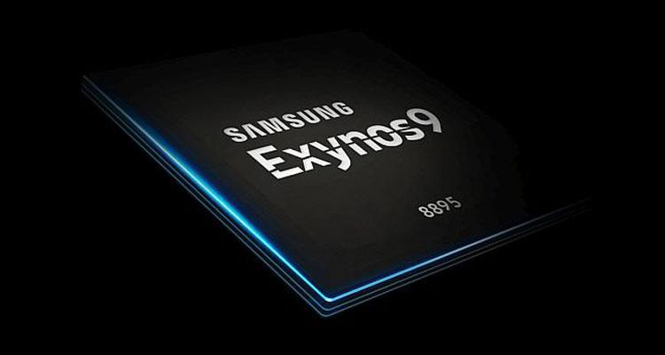 Samsung Exynos 8895 serie 9