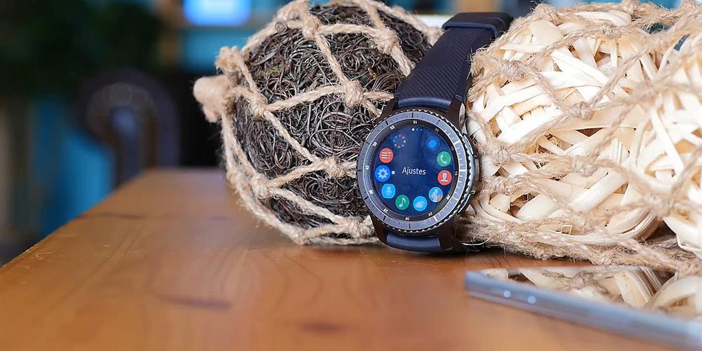 Smartwath Samsung Gear S3