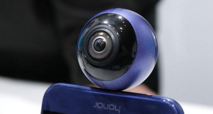 Cámara Honor VR