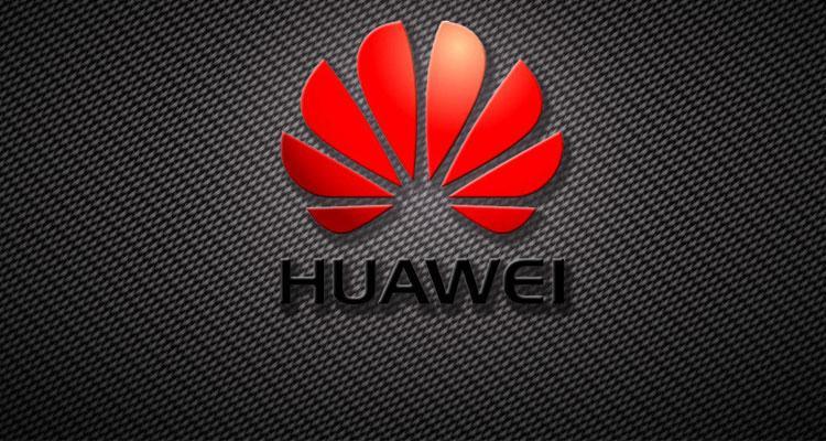 Logo de la compañía Huawei