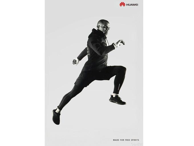Imagen promocional del Huawei Watch 2