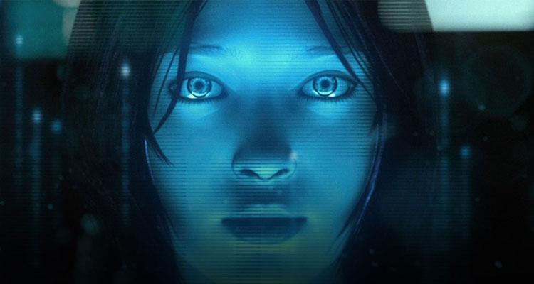 Imagen de Cortana de Microsoft