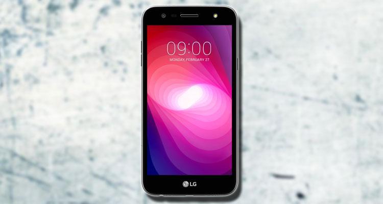 Teléfono LG X power2