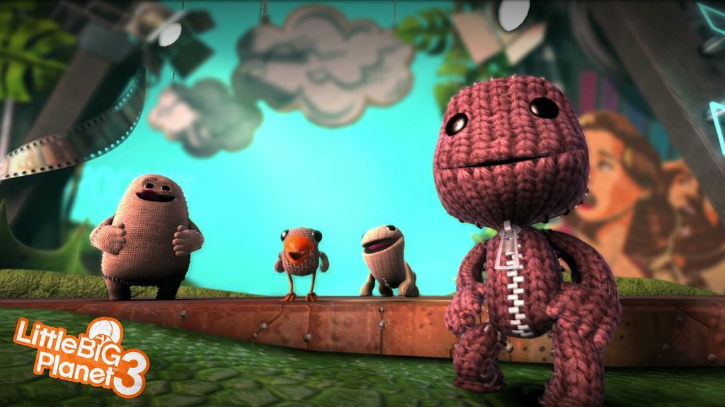 Juego LittleBigPlanet 3