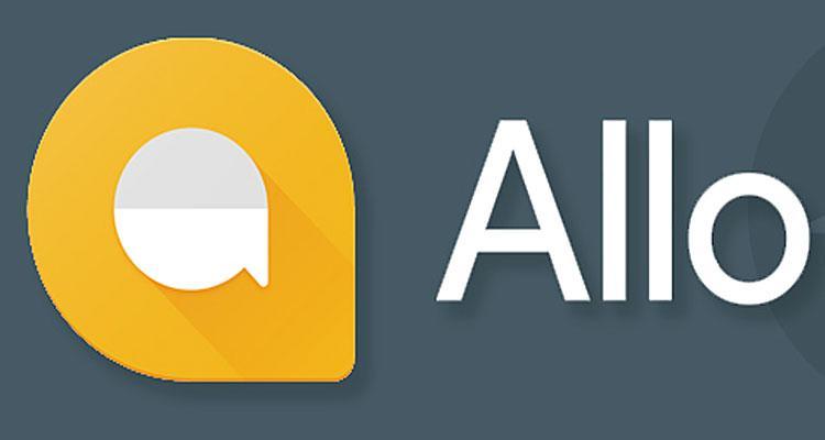 Logotipo de Google Allo