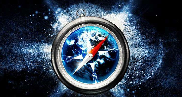 Logotipo de Safari de Apple