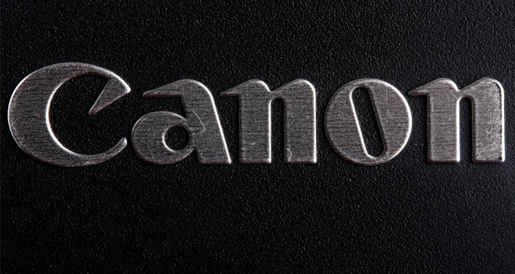 Logotipo de Canon