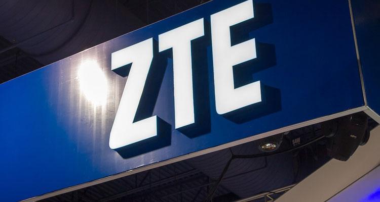 Logotipo de ZTE