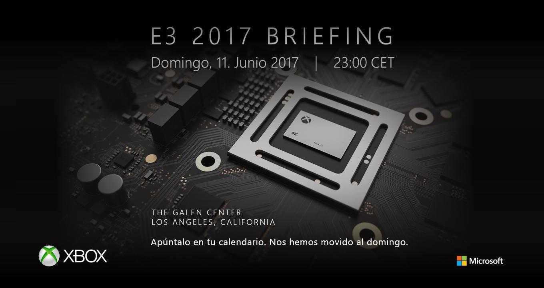 Project Scorpio de Microsoft