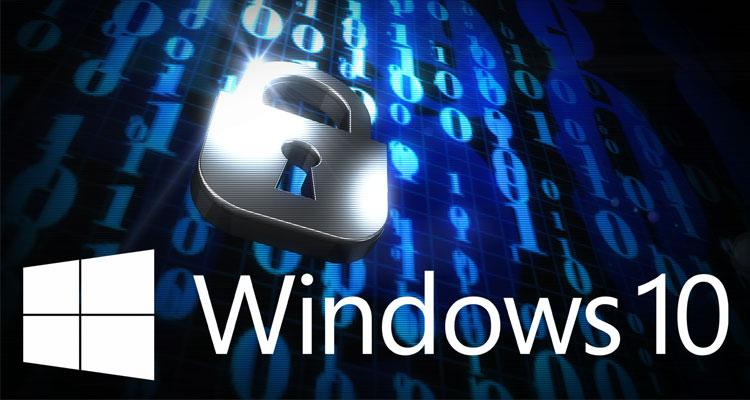 Seguridad en Windows 10