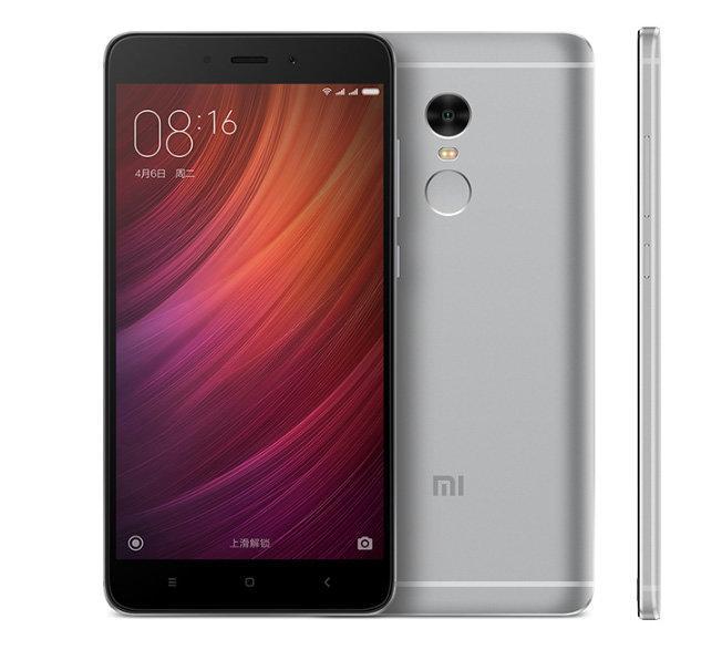 POsible diseño del Xiaomi Redmi Note 4 Pro