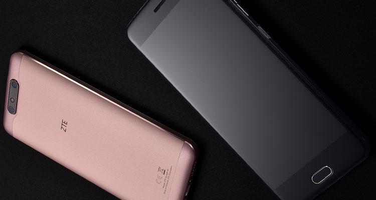 Teléfono ZTE Blade V8
