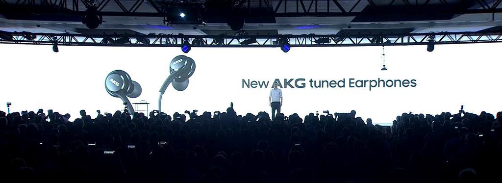 AKG sound de Samsung