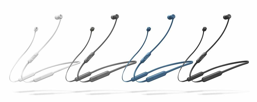 Nuevos auriculares BeatsX de Apple