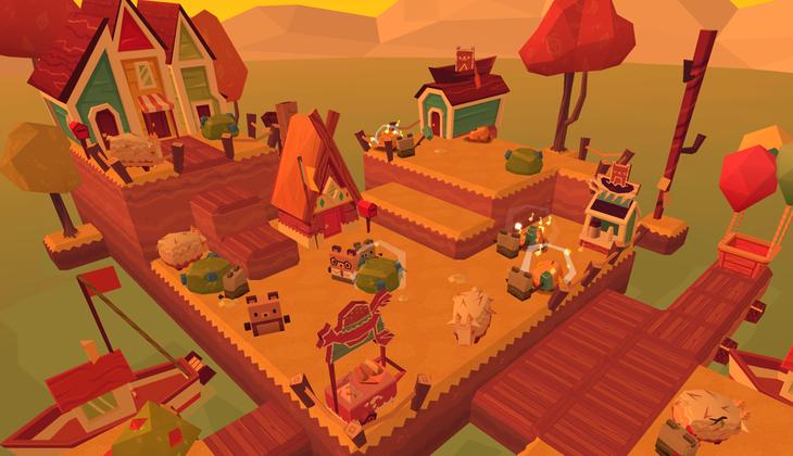 Beartopia Daydream VR