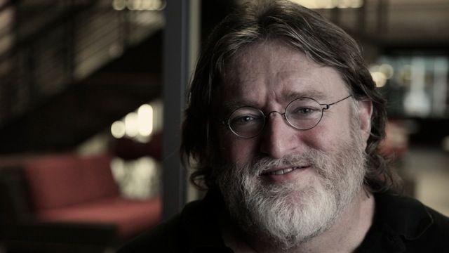 Gabe Newell de Valve