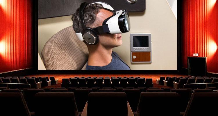 Oculus Rooms Gear VR