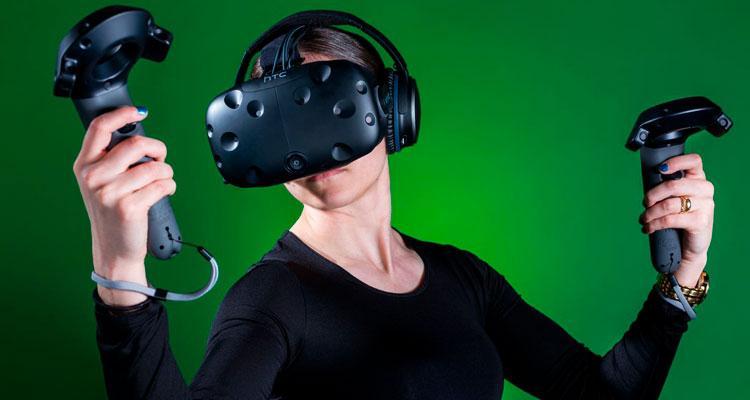 HTC Vive con Valve