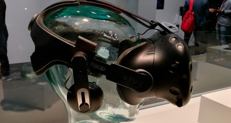 HTC Vive nuevos productos
