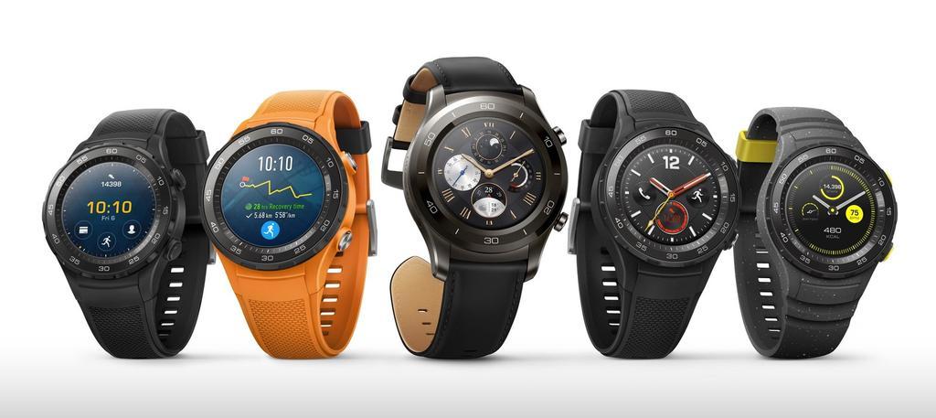 Reloj ntligente Huawei Watch 2
