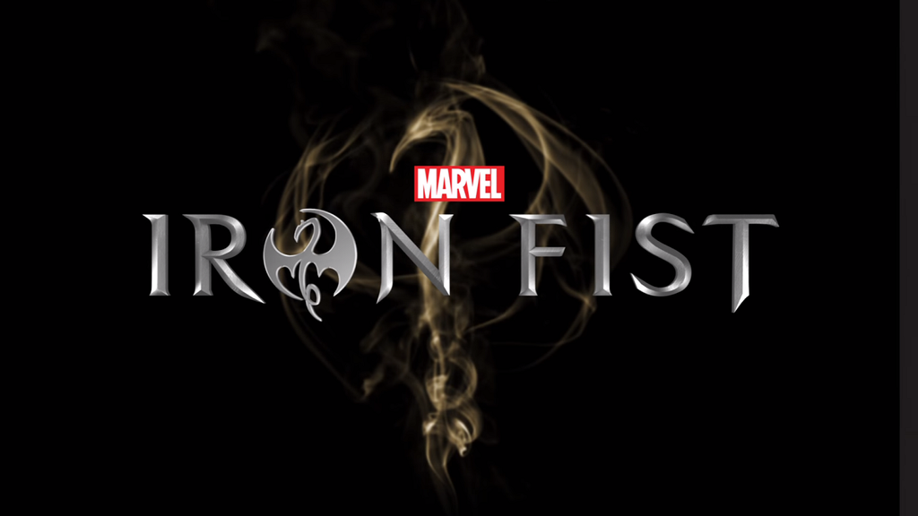 Logo de Marvel – Iron Fist de Netflix
